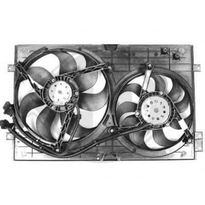 FAN MOTORU (VW:GOLF IV (1J1) )