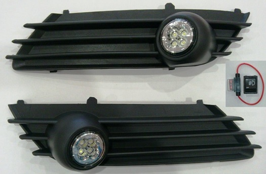 G Plast Power Led Sis Farı Seti Opel Astra 2004 20