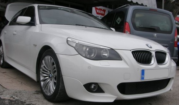 BMW E60 M Body Kit Full Set