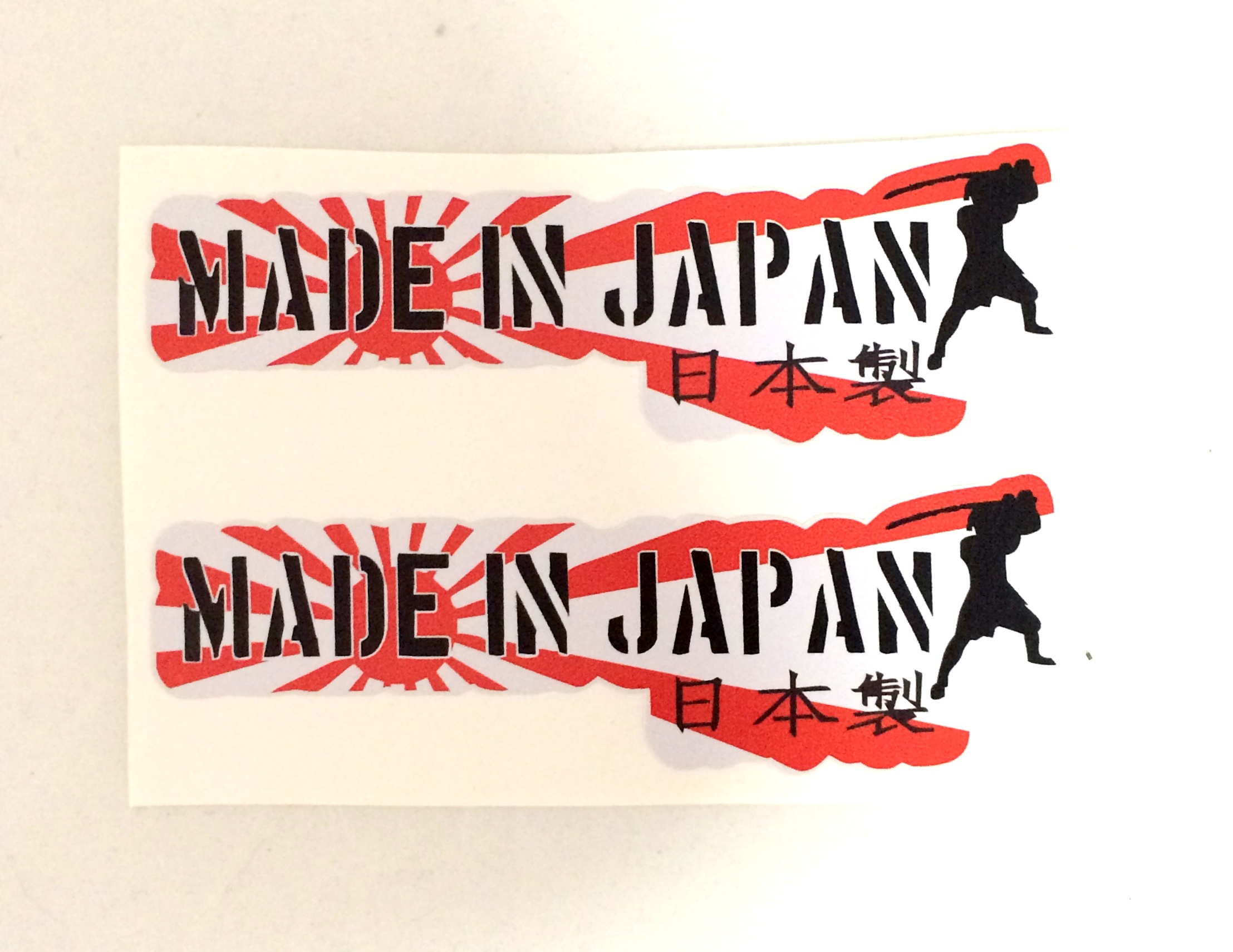 Made In Japan Sticker 10'lu Paket