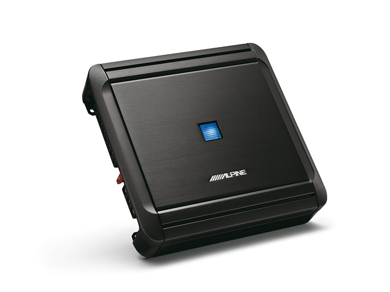 Alpine MRV-F300 - 4 Kanal Power Amplifikatör