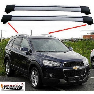 Chevrolet Captiva SUV 2006+ Wıngbar Spoyler Ara At