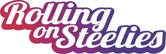 Rolling On Steelies Sticker 10'lu Paket