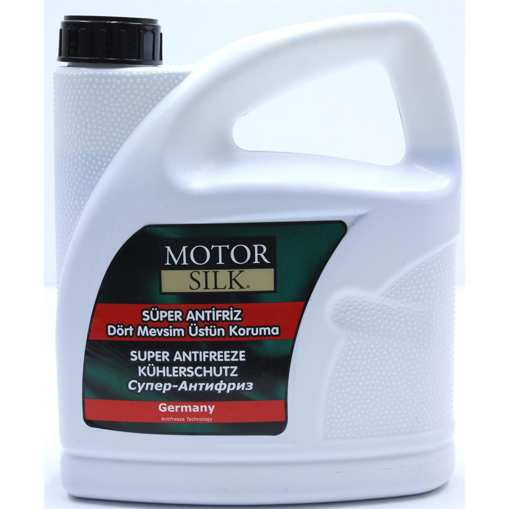 Motorsilk KIRMIZI ANTI-FREEZE -55 Derece 3 LİTRE 098840