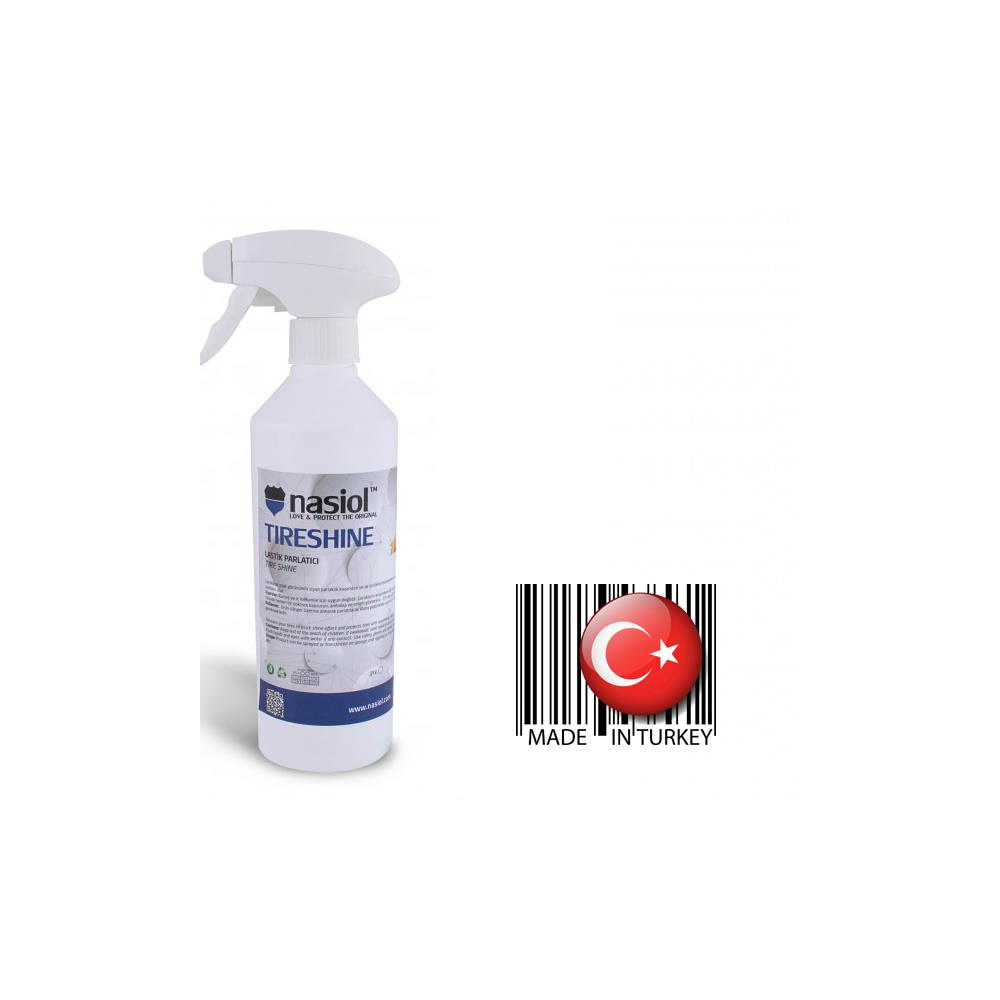 Nasiol™ Nano TireShine Lastik Parlatma 500 ml 09c082