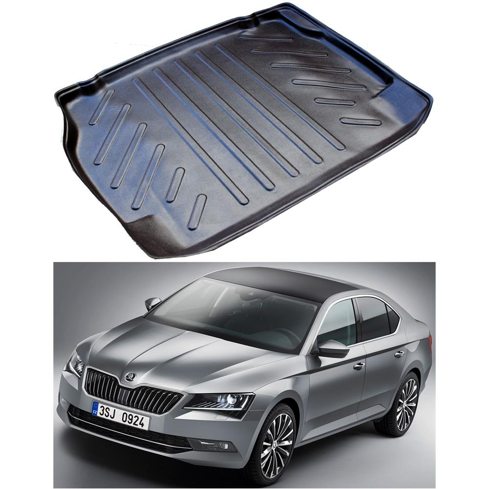 ModaCar SKODA SuperB Sedan 2015 >> Bagaj Havuzu 383484