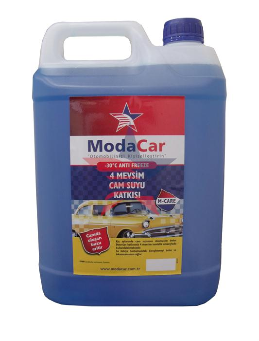 ModaCar Anti-Freeze li Cam Suyu 5 LİTRE -35 99m0036
