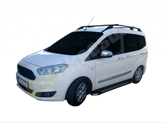 Ford Courier Port Bagaj Siyah