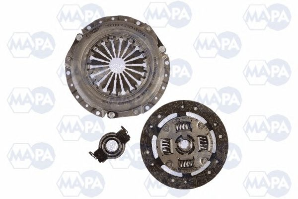DEBRİYAJ SET VW GOLF I - II / JETTA I - II / POLO 1.3