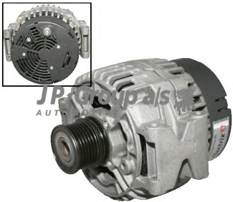 ALTERNATÖR 12V 130A (MB. SPRINTER 213CDI )