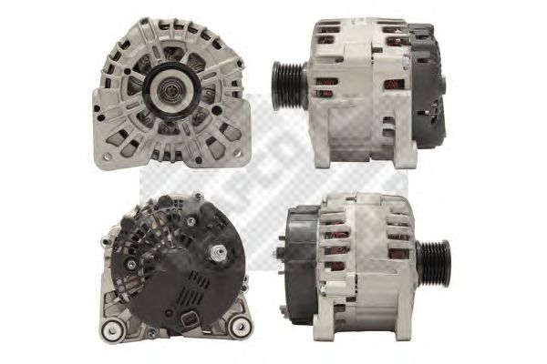 ALTERNATÖR ALT8542 12V 150A VALEO  TRAFFIC IIOPEL VIVARO 07>
