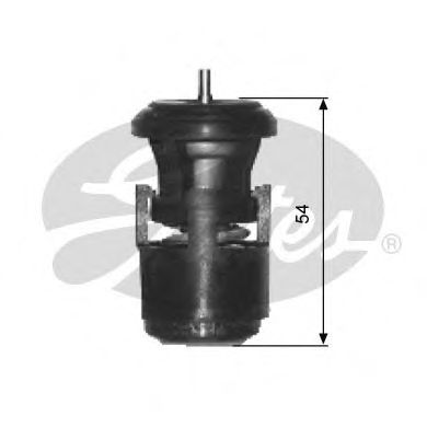 TERMOSTAT VW POLO 1.4-1.4 16V 95-01