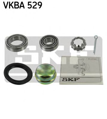 ARKA TEKER RULMANI IC - DIS KIT ( VW : GOLF I II III IV POLO CLASIC SKODA : FAVORIT FELICIA )